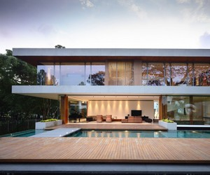 65BTP-House – Modern Residence in Singapore