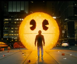 First Official Trailer for Pixels Movie