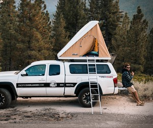 Pacific Overlander Expedition Vehicle Rentals