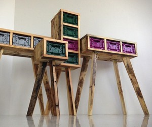 Pallet Furniture Designs From Germany
