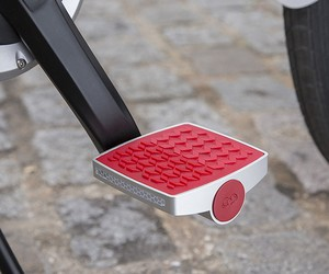 Connected Smart Bicycle Pedal