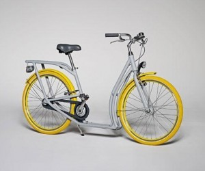 PIBAL - Urban Bike-Scooter