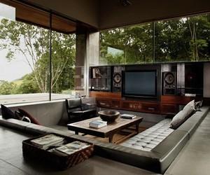 Sunken Living Room Design Ideas