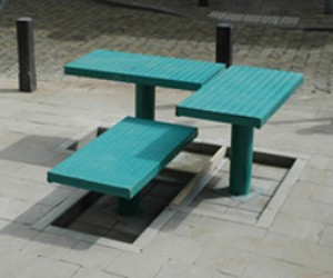 Pop Up Furniture in The Netherlands