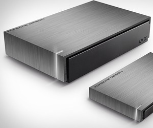 LaCie Porsche Design P9000 Hard Drives