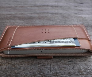Classic iPhone Wallet | by Posh Projects