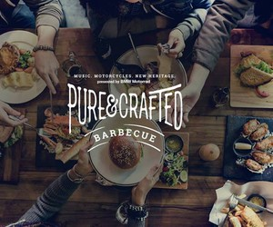 Pure&Crafted BBQ presented by BMW Motorrad Berlin