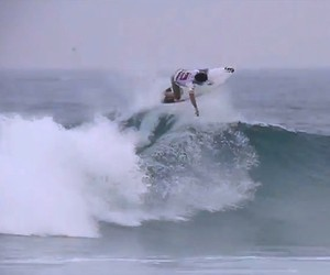 Surfing: Quiksilver Pro France 2012