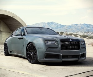 Rolls-Royce Wraith Overdose