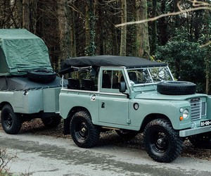 1982 Land Rover Adventure Mobile