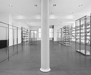 The Saint Laurent Paris NYC Flagship store