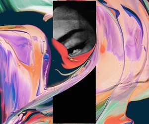 Abstract Paintings by Sam Chirnside