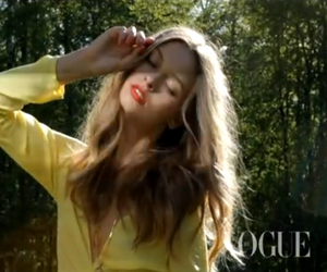 Backstage: Vogue Russia, July 2011