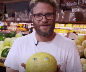 Seth Rogen Pranks NYC Grocery Store