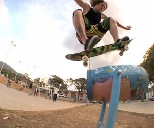 Skateboarding: LRG's Gallo Pinto Tour – Costa Rica