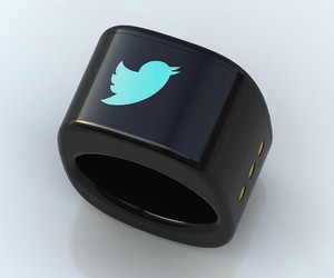 MOTA Smartring Brings News To Your Fingertips
