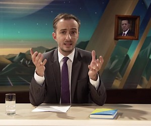 VIDEO: Jan Böhmermann