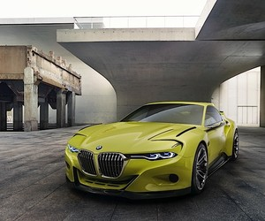 BMW 3.0 CSL Tribute