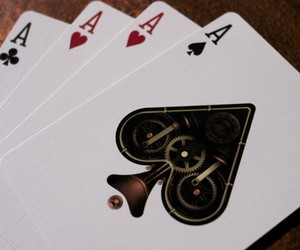 Theory11 Steampunk Playing Cards