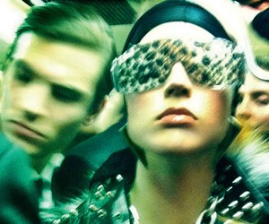 """The A Train"" for Vogue Italia"