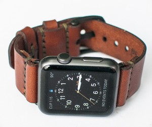 Bexar Leather Apple Watch Strap