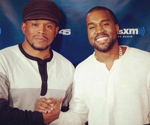 "Kanye West @ Sway ""Sway in The Morning"" Interview"