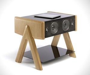 Hi-FI Speaker Coffee Table
