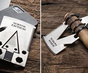Credit Card Survival Ax