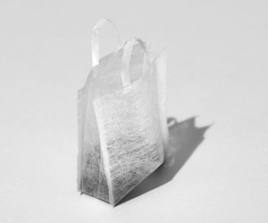 """The Teabag Collection"": Ayzit Bostan design"
