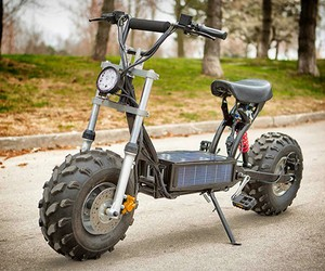 The Beast   Electric Off-Road Scooter