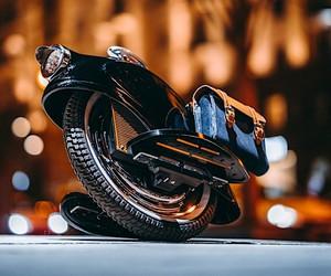 Escis by Kos: vintage E-unicycle