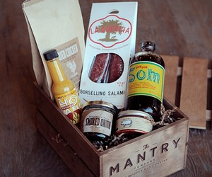 The Mantry | Modern Man Food