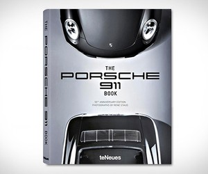 Porsche 911 Book, 50Th Anniversary Edition