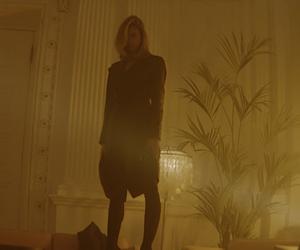 Valeria Bulusheva in an experimental erotic clip