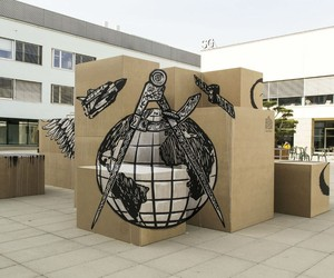 Anamorphic Illusions by Truly Design