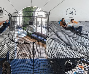This Office Has A Hangout Net