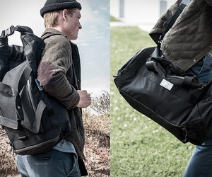 Unsettle Commuter Duffle Bag