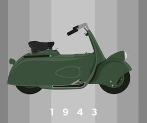VESPALOGY – The History of Vespa from 1943 – 2013