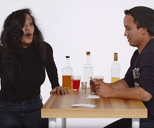 Truth or Drink: Truth or lie at the blind date