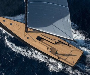 Wally creates a competitive cruising yacht