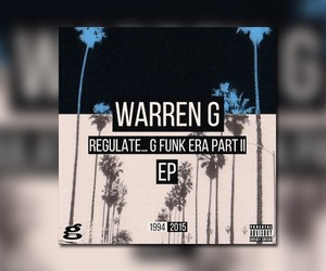"Warren G – ""Regulate… G Funk Era Part II The EP"""