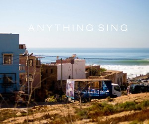 "WHAT YOUTH & Reef ""Anything Sing"" Booklet + Clip"