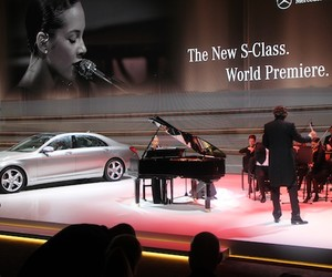 The New S-Class – World Premiere ft. Alicia Keys