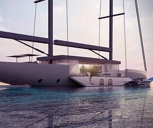 Salt Mega Yacht