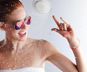 Kohler's Moxie Shower Head with Bluetooth Speaker