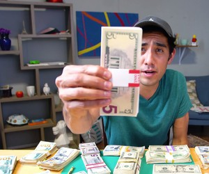 Zach King wants to make a million quick