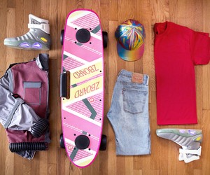 Back to the Future Giveaway   by ZBoard